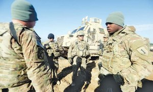 US considering troop boost to counter Iran