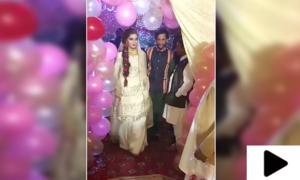 قومی کرکٹر حسن علی اور ان کی اہلیہ کے اعزاز میں دعوت