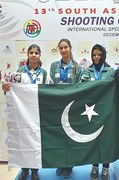 Pakistani athletes end day six with 18 golds