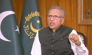 بنگلہ دیش بھی بھارت میں مسلمانوں کی حالت زار پر پریشان ہے، عارف علوی