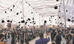1,100 get degrees at IoBM convocation