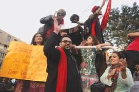SOCIETY: 'WE SHALL OVERCOME'
