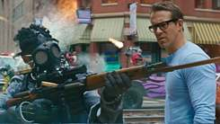 Ryan Reynolds is a video game character in the Free Guy trailer