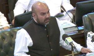 Khyber Pakhtunkhwa slashes current spending by Rs95 billion