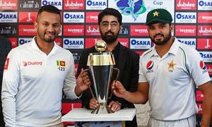 Rival skippers excited as Pakistan, Sri Lanka set for historic Test