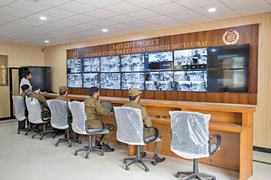1,000 CCTV cameras to be installed in six Gujrat towns