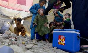 WHO foresees rise in polio cases in 2020