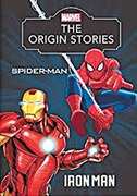 Book review: Marvel Origin Stories — Spider-Man and  Iron Man