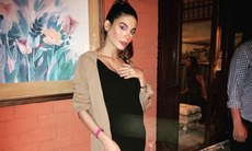 Amna Babar welcomes baby girl