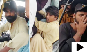 کراچی کے رکشہ ڈرائیور کا کارنامہ