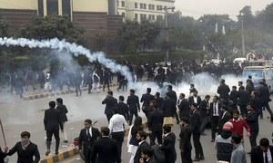 وکلا کی ہسپتال پر حملے کی جرأت کیسے ہوئی؟ جسٹس علی باقر نجفی