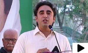 'کٹھ پتلی حکومت چاہتی ہے سندھ میں بھی کٹھ پتلی وزیراعلیٰ ملے'