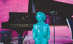 Artificial intelligence puts final notes on Beethoven's Tenth Symphony