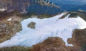 Indonesia's tiny glaciers likely to melt away in a decade, says study