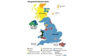 The dream is dead: Johnson's election triumph breaks 'remainer' hearts