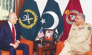 Pakistan hopes for end to 'pause' in Afghan peace talks