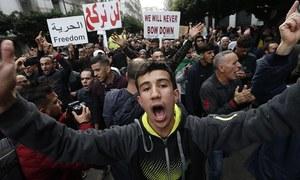 Regime stalwart elected Algerian president