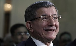 Ex-Turkish PM launches party, to oppose 'leader cult'
