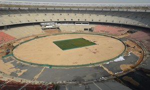 World's biggest cricket venue taking shape in Ahmedabad