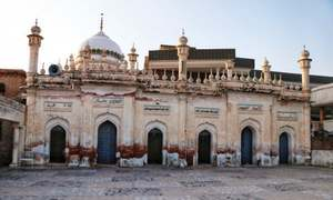 The spiritual history of Jalalpur Sharif shrine