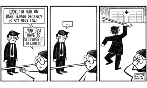 Cartoon: 15 December, 2019