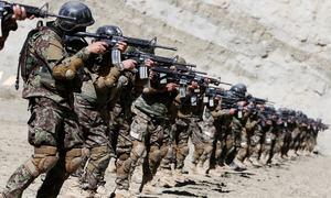 افغانستان سے جلد 4 ہزار امریکی فوجیوں کے انخلا کا امکان