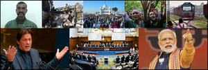پاک-بھارت تعلقات: 2019 سفارتی اور عسکری محاذ آرائیوں کا سال