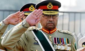 Former military dictator Musharraf handed death sentence in high treason case