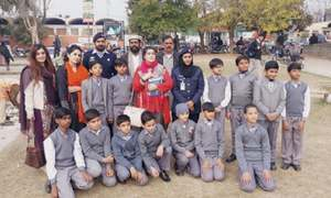 Police reviving community policing activities in capital