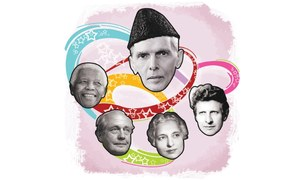 Our Quaid, in the eyes of others