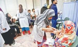 230,000 hepatitis B patients in Sindh, PA told