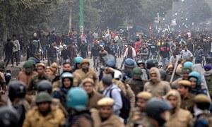 نیو یارک ٹائمز میں مسلمانوں کےخلاف بھارتی اقدامات کی مذمت