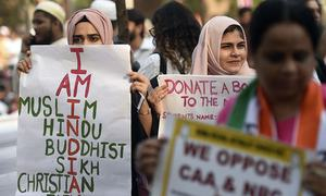 'It's now or never': Why young, urban Indian Muslims plunged into the anti-Citizenship Act protests