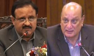 Punjab Bar Council suspends licences of Buzdar, Basharat over failure to notify of govt appointments