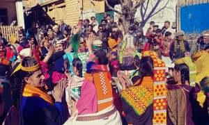 وادی کیلاش کا مذہبی تہوار چاوموس 2019 کا اختتام