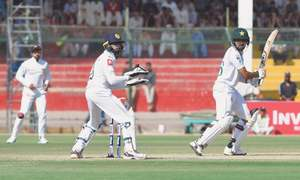 Pakistan on cusp of victory after another record-breaking day