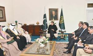 Riyadh plans OIC FMs meeting on Kashmir