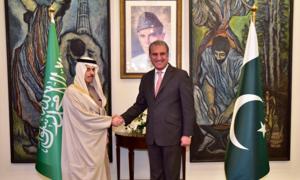 'سعودی عرب کا مقبوضہ کشمیر پر او آئی سی وزرائے خارجہ اجلاس کے انعقاد کا ارادہ'