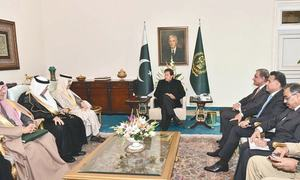 Editorial: News that Saudi Arabia intends to call an OIC moot exclusively on Kashmir deserves to be welcomed