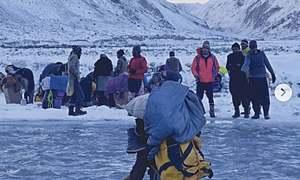 Two teams set to scale Gasherbrum peaks