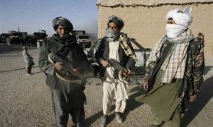 In Afghanistan, jailed Taliban await peace, their freedom