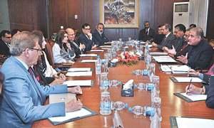 مقبوضہ کشمیر میں انسانی حقوق کی خلاف ورزیوں پر سفارتی کوششوں کی تجدید کا فیصلہ