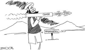 Cartoon: 1 January, 2020