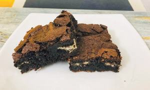 Cook-it-yourself: Oreo brownies