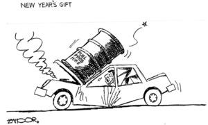 Cartoon: 2 January, 2020