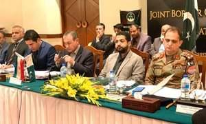 Pakistan, Iran vow effective measures to curb terrorism along border