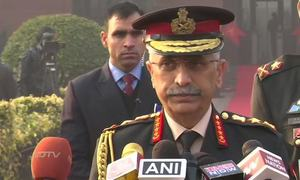 Pakistan rejects new Indian army chief's 'irresponsible statement on pre-emptive strikes across LoC'