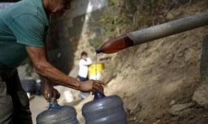 حیدرآباد شہر کو فراہم کیا جانے والا 60 فیصد پانی صاف نہیں