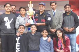Losers Club seize Quaid-e-Azam Day Futsal title