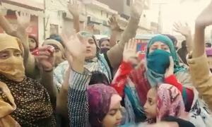 Protesters surround Gurdwara Nankana Sahib, disperse after negotiations